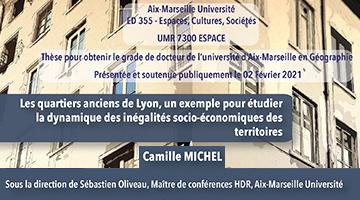 Soutenance de thèse / Camille MICHEL