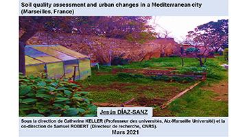Soutenance de thèse / Jesús DÍAZ-SANZ